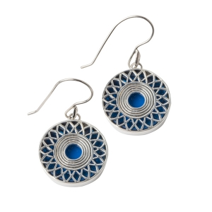 Cynthia Gale: Ennion Sapphire Earrings