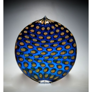 David Patchen: Aquamarine Ellipse