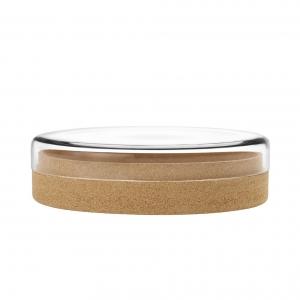 Vitriini: Clear/Cork Small Box