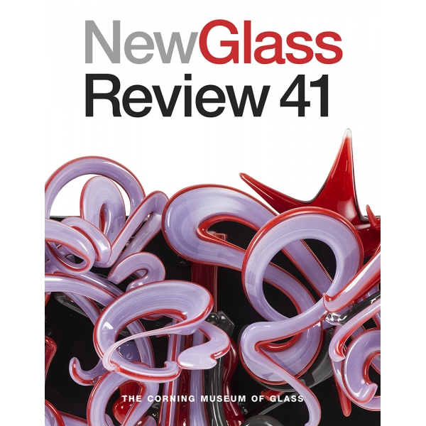 Cover of New Glass Review 41