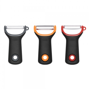 OXO: 3 Piece Prep Peeler Set