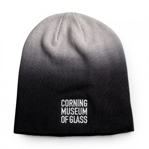 Corning Museum of Glass: Ombre Slouch Beanie