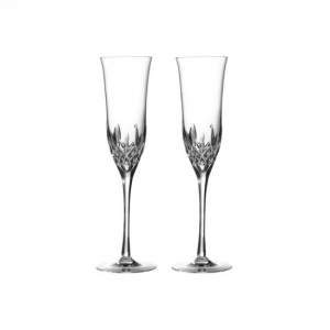 Waterford: Lismore Essence Flutes, Set of 2
