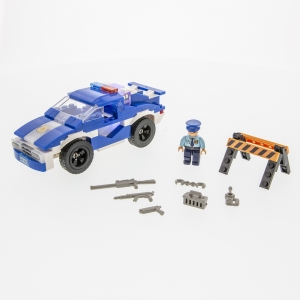 Laser Pegs: Pursuit Car