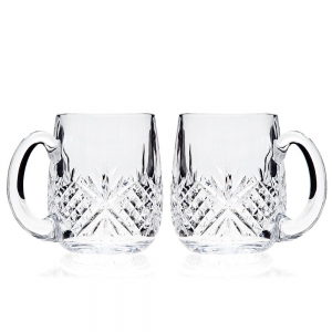 Godinger: Dublin Beer Mug, Set of 2