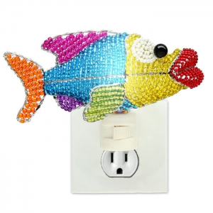 Beadworx: Beaded Animal Night Light