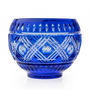Waterford: Cased Cobalt Bowl