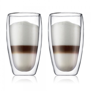 Bodum: Pavina Double Wall Drinking Glass, Set of 2