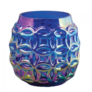 Glass Eye Studio: Sea Haven Votive, Surf