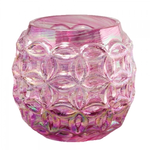 Glass Eye Studio: Sea Haven Votive, Cherry Blossom