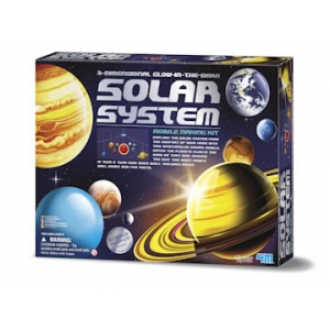 Toysmith Group: 3D Solar System Kit