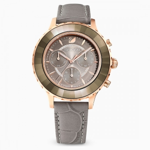 Swarovski: Octea Lux Chrono Watch, Gray