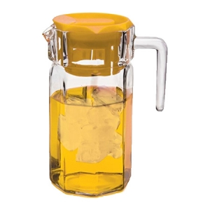 Circleware: 50-Ounce Lodge Pitcher, Yellow