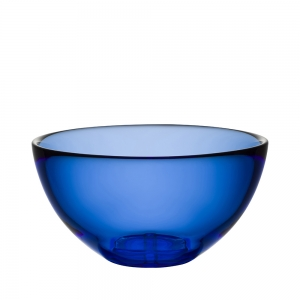 Anna Ehrner: Bruk Small Serving Bowl, Blue