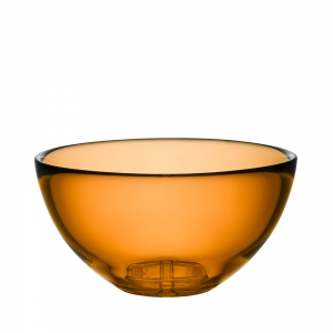 Anna Ehrner: Bruk Small Serving Bowl, Amber