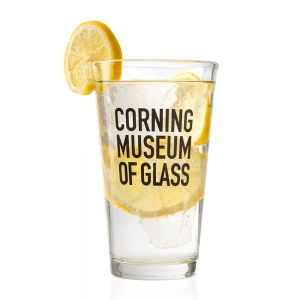 Corning Museum of Glass: 16-Ounce Pint Glass