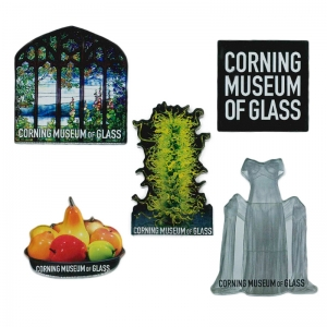 Corning Museum of Glass: Acrylic Magnet