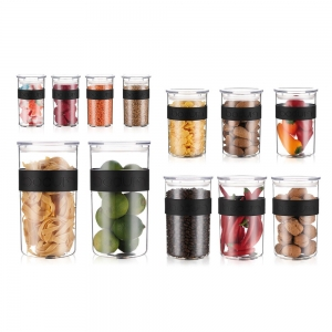 Bodum: Storage Jars, Set of 12