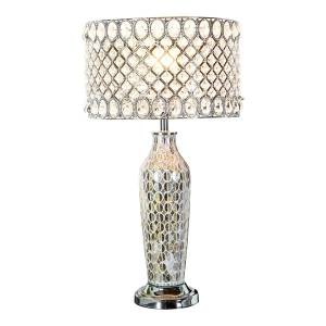 River of Goods: Pearl & Crystal Table Lamp