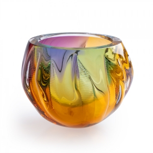 Leon Applebaum: Water Leaf Bowl
