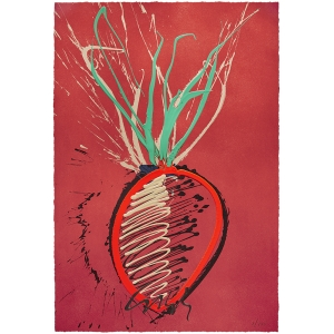 Chihuly Workshop: Merry Berry, Framed Lithograph, Signed