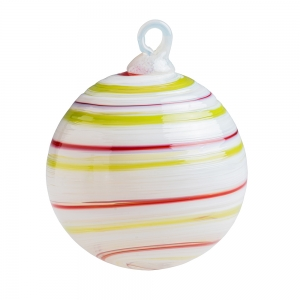 G. Brian Juk: Ornament, Multicolor Stripe
