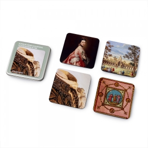 Corning Museum of Glass: In Sparkling Company Coasters