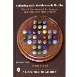 Collecting Early Machine-made Marbles