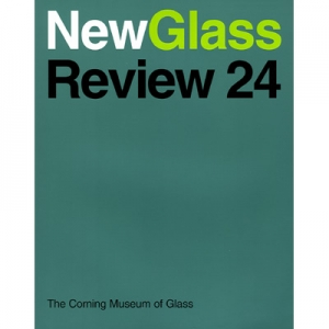 New Glass Review 24, 2003