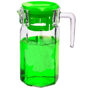 Circleware: 50-Ounce Lodge Pitcher, Green